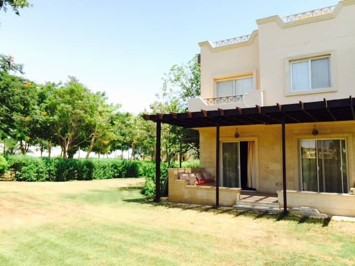 Private Villa in Ain El Sokhna. Annual Rent