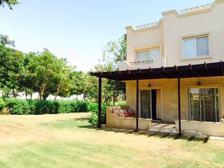 Private Villa in Ain El Sokhna. Annual Rent