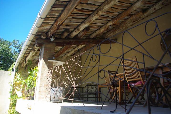 La Sérénité - Codolet - House