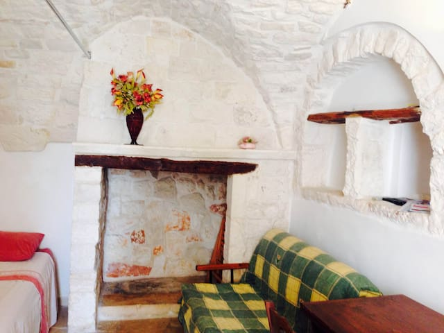 Apartment  in Cisternino old center - Cisternino - Leilighet