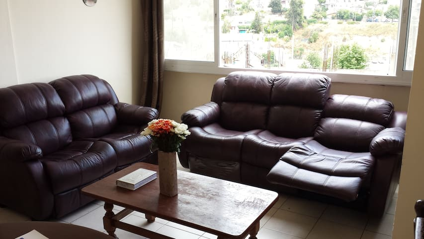 Perfect Vacation Apartment in Safed - Safed - Apartment