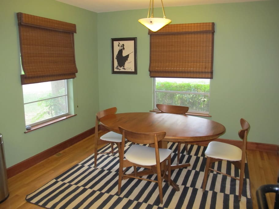 Dining & Living open to Kitchen