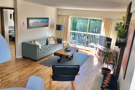Spacious 3bdrm by Grouse Mountain!