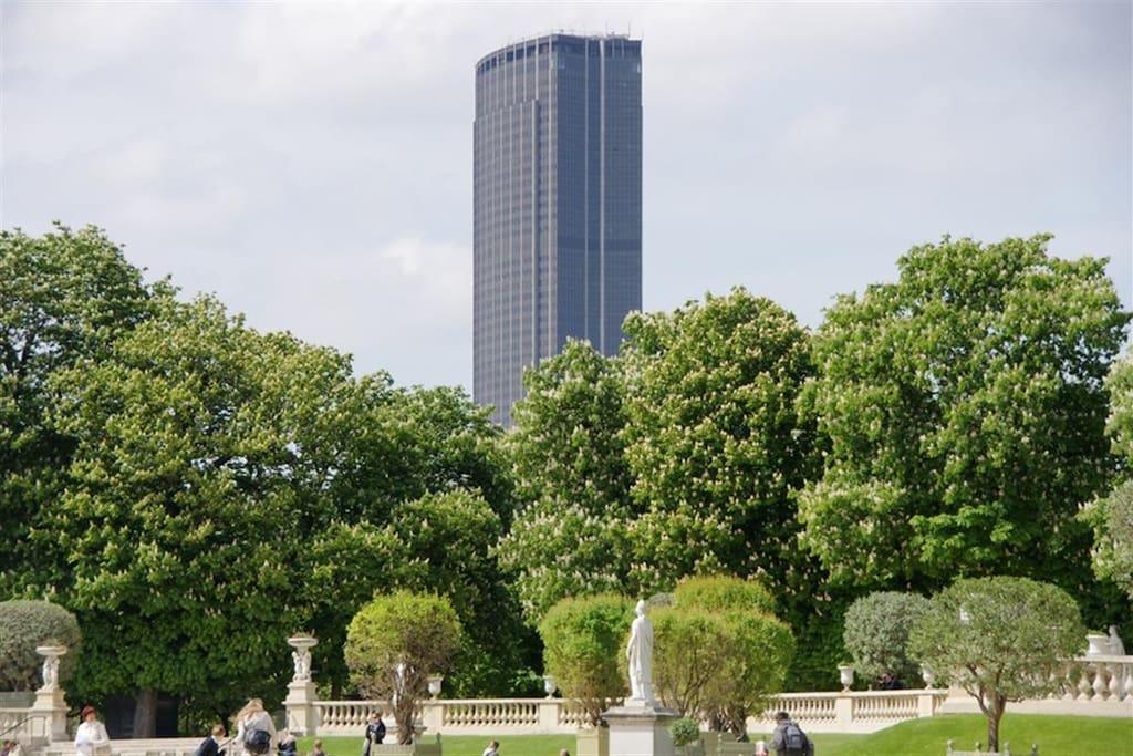 Appartement au c ur de montparnasse apartments for rent in paris le de fr - Appartement a renover ile de france ...
