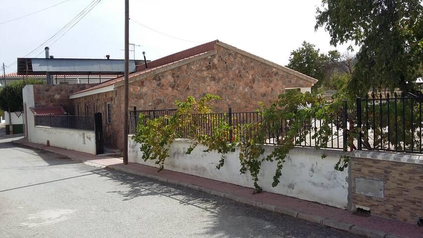 Gran casa rural para desconectar - Baúl