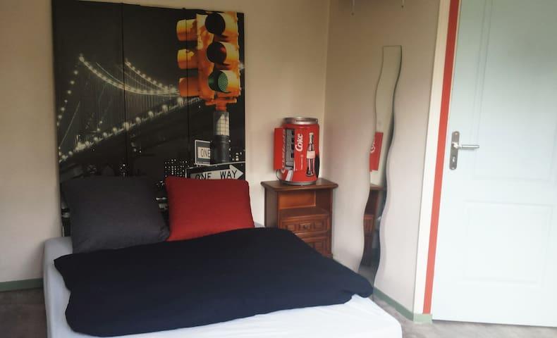 Comfy studio in calm neighborhood - Vitry-sur-Seine - Casa