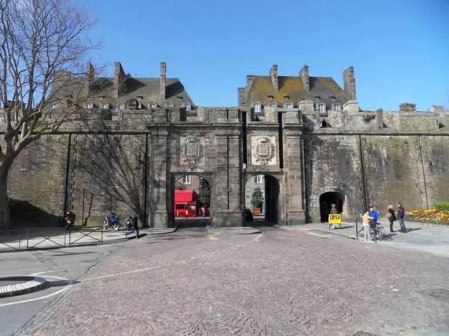 Cité Corsaire de Saint Malo