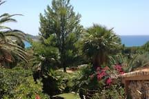 giardino del residence