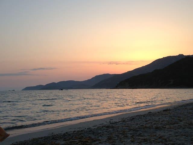 Campulongu al tramonto: relax totale