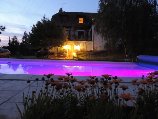 Chez Cécile et Christophe - Sainte-Radegonde - Condomínio