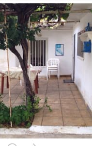 Traditional Mud brick Villa - Loutraki