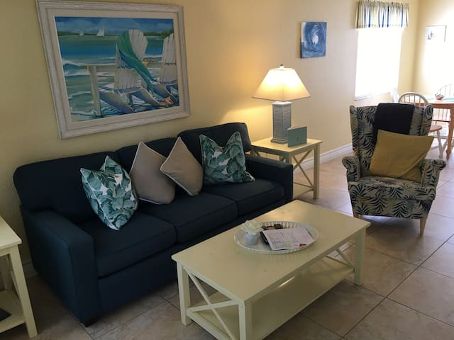 Villa #22 (1bed-1bath), private patio