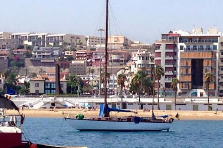 Cabina velero clásico en Las Palmas de GC - Las Palmas de Gran Canaria