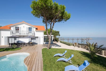 Grande villa face à l'Océan - Fouras