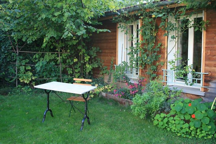 Un coin de verdure entre Paris et Disneyland - Villiers-sur-Marne