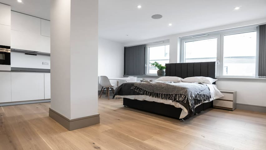 Finchley Modern Studio Apartments S