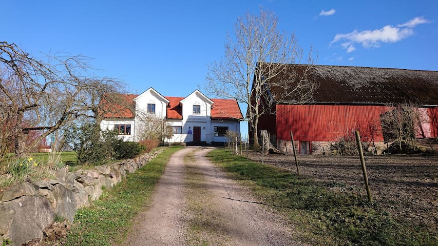 Brorslund  - Charming 1880s Farmhouse