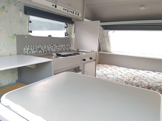 Kite/Surf Caravan