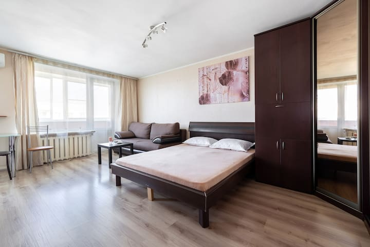 Апартаменты Moskva4you м. Белорусская