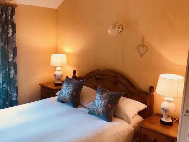 Double room - The Usk Inn
