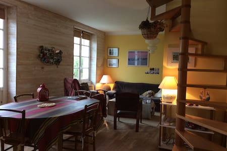 Ancienne maison de pêcheur rénovée - Centre ville - Loctudy