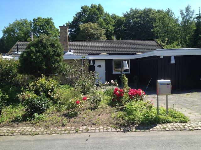 House with Sunny Garden Close to Copenhagen - Birkerød - Ház