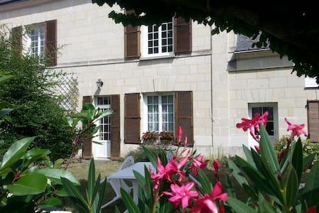 Gîte au cœur des Châteaux de la Loire - Savigny-en-Véron - 獨棟
