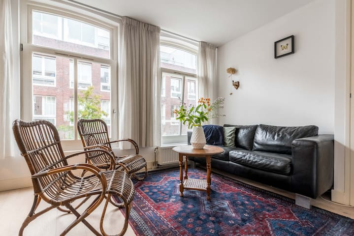 Trendy place near Amstel river in TOP location!