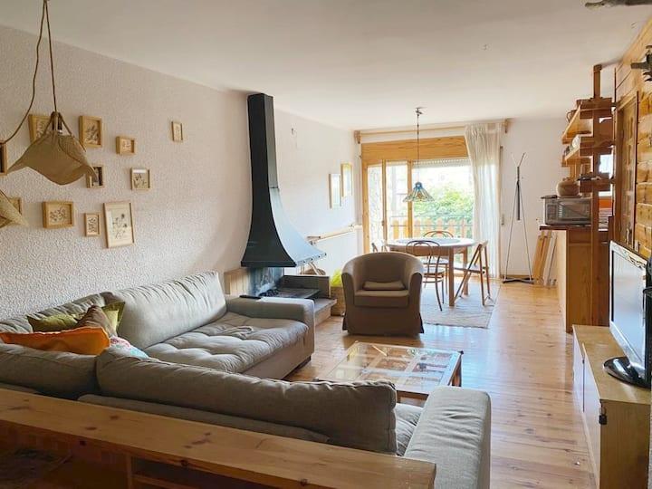 Fantastico apartamento en el centro de Llivia