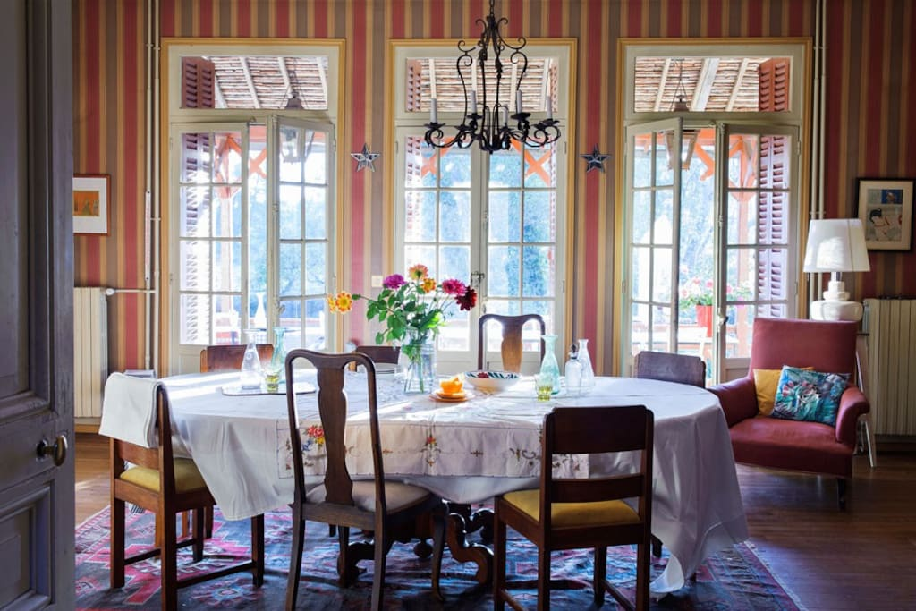 Dining room (Picture Ton Bouwer)