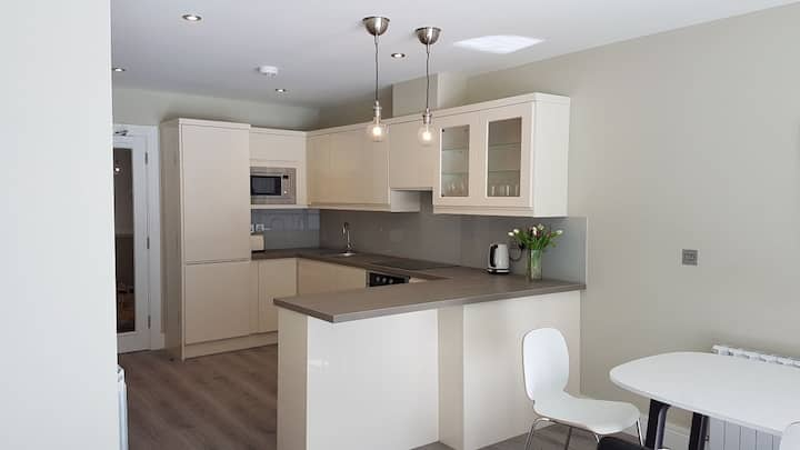 A new spacious two bedroom apartment in Salthill.