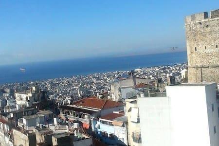 Great view balcony - Agios Pavlos - Daire