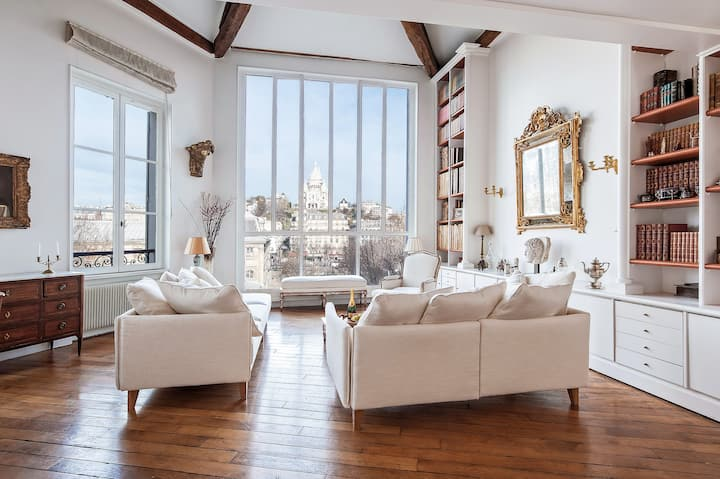 Montmartre 2BD/Spectacular Views