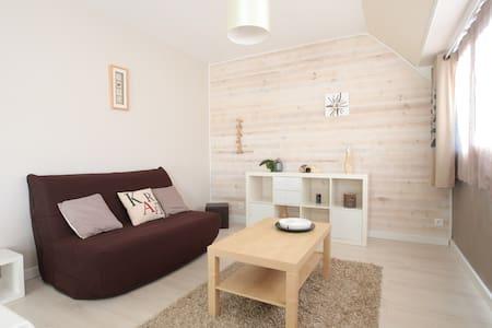 Bel appartement lumineux et central - Cherbourg-Octeville - Lägenhet
