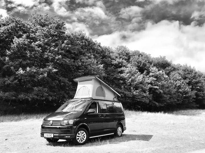 VW Camper Lake District