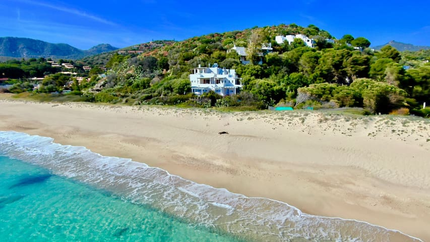 Beachfront House Geremeas Sardegna