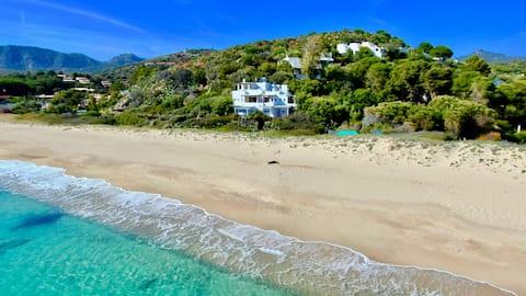 Beachfront House Geremeas Sardegna