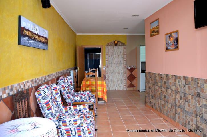 Apartamento Río Leza