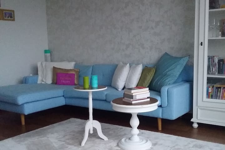Apartment close to Brussels Airport with terrace