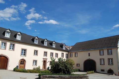 Lakóövezeti felújított Eifel parasztház