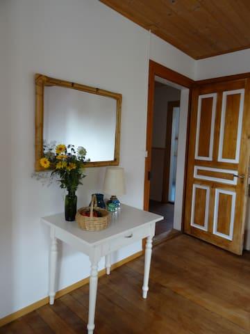 "BnB Birkenhof ""Familienzimmer"" - Steckborn - Bed & Breakfast"