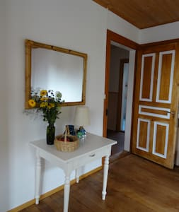 "BnB Birkenhof ""Familienzimmer"" - Steckborn"