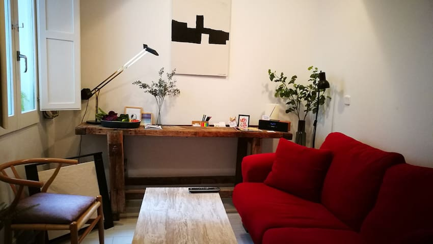 Cozy apartment in the heart of Barrio Salamanca