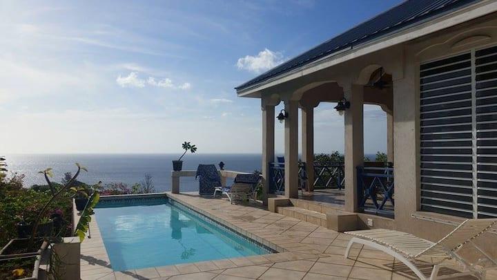Inis Ealu Villa, Private Suite