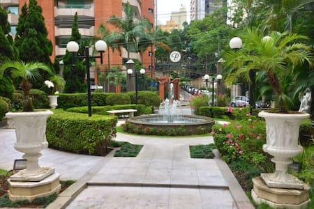 Flat no coração dos Jardins - São Paulo - Mobilyalı daire
