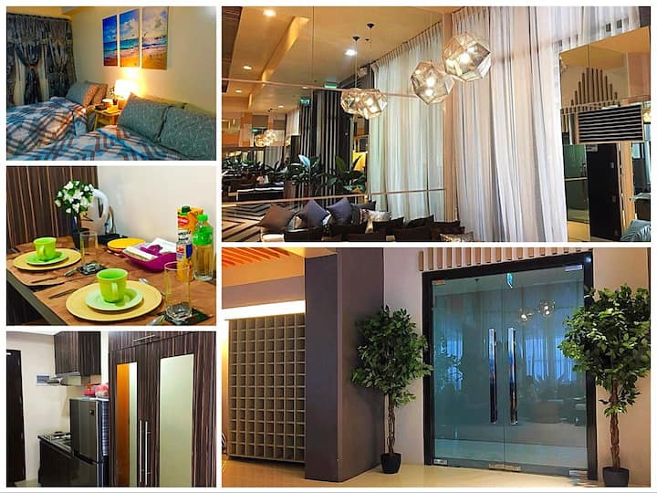 Lorea's Abode - Cebu(Fully Furnished Condo Unit)