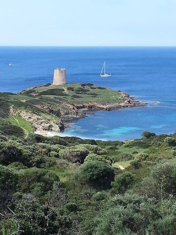 Etwas Meer muß sein. Ihre Fe-Wo auf Sardinien. - Sant'Anna Arresi - Appartement