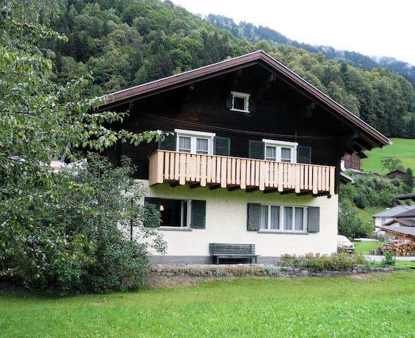 Ferienhaus GAMPRÄTZ - Schruns - House
