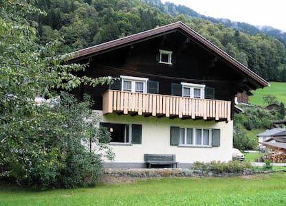 Ferienhaus GAMPRÄTZ - Schruns