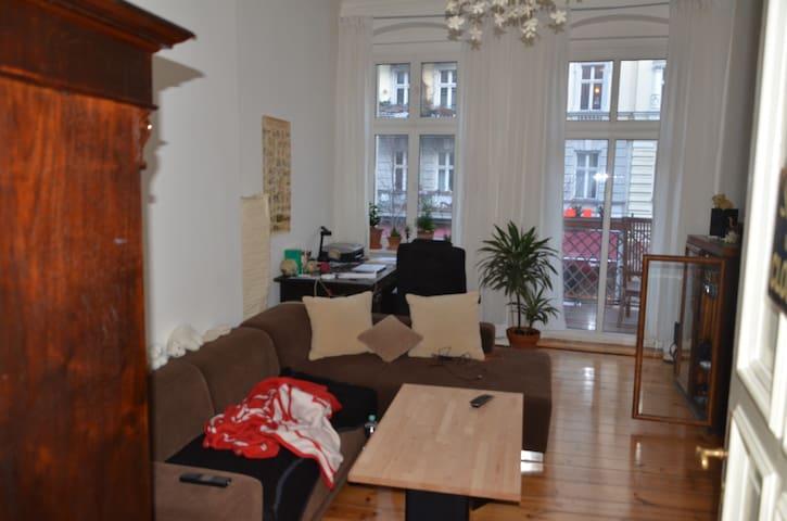 Nice Double room in Central Prenzlauer Berg - Berlin